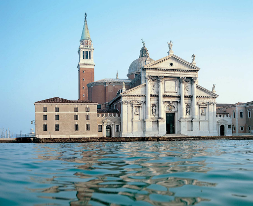 San Giorgio Maggiore gives business class travelers a more peaceful place to explore Venetian art and architecture. - IFlyFirstClass