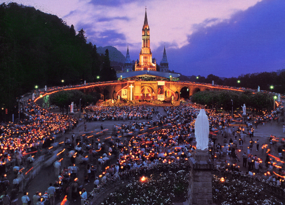 Book business class seats to Lourdes now to explore the wondrous region. - IFlyFirstClass