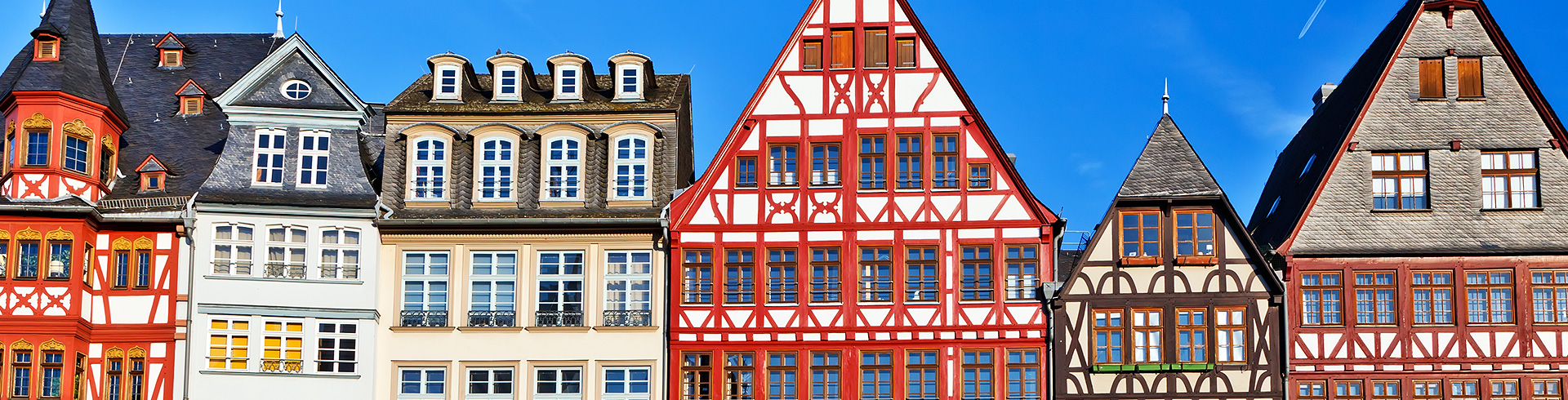 Discounted flight tickets to Frankfurt - IFlyFirstClass