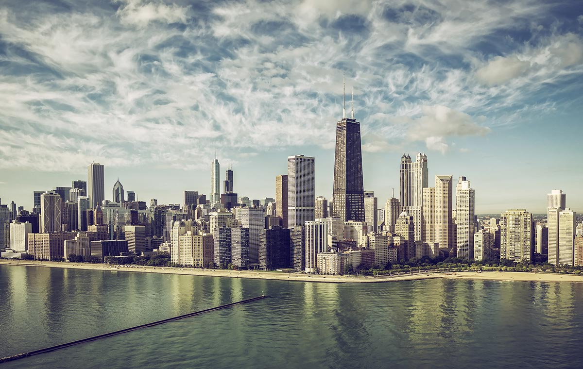 Revel in business class deals to Chicago. - IFlyFirstClass
