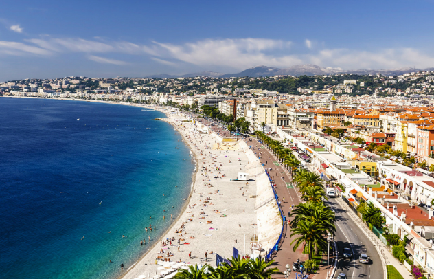 There are many business class deals available to Marseille and Nice. - IFlyFirstClass