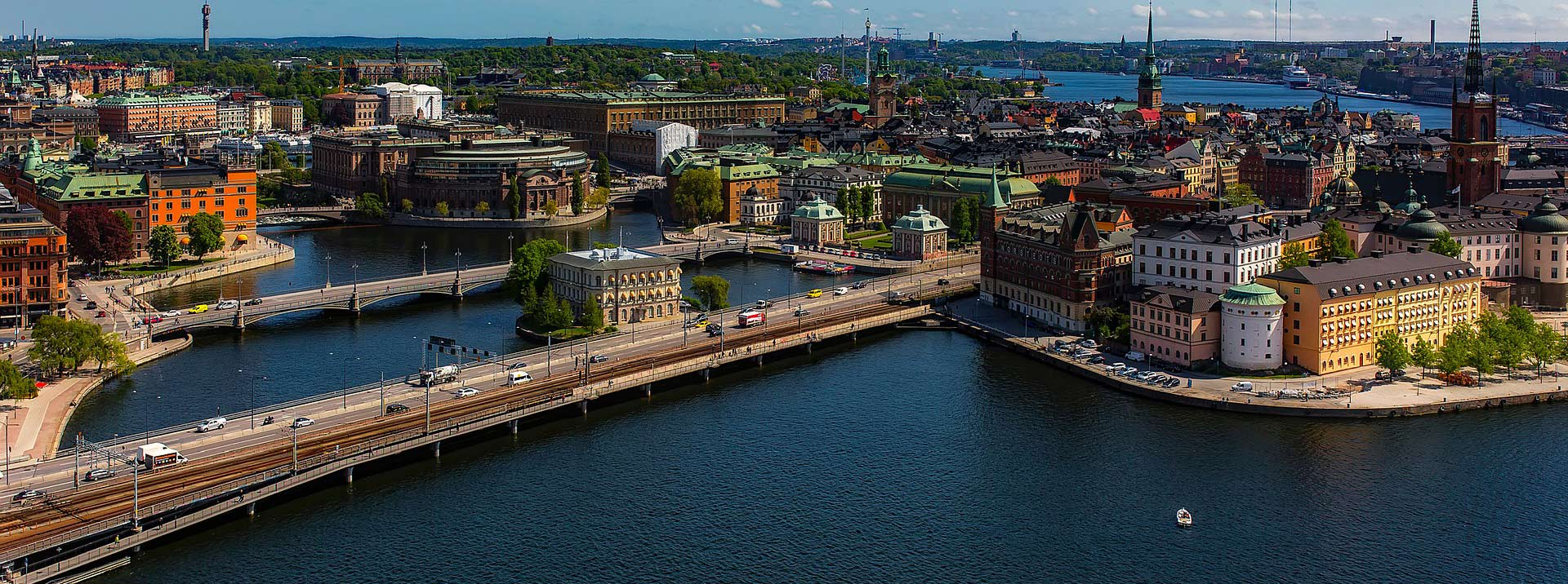 Discounted flight tickets from New York to Stockholm - IFlyFirstClass
