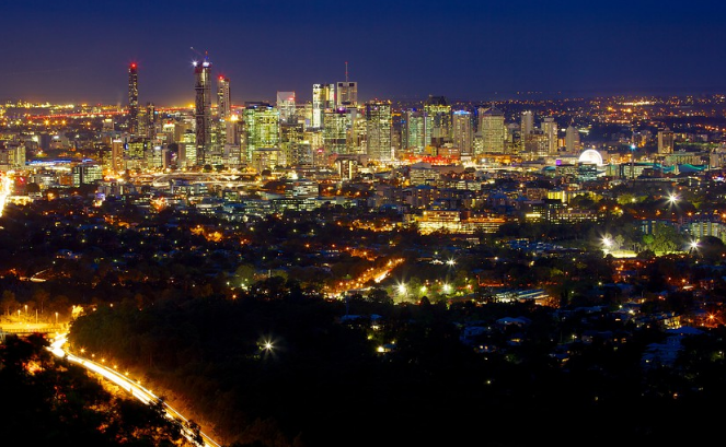 Save on a Brisbane adventure with cheap business class flights and recreation on Mount Coot-tha - IFlyFirstClass