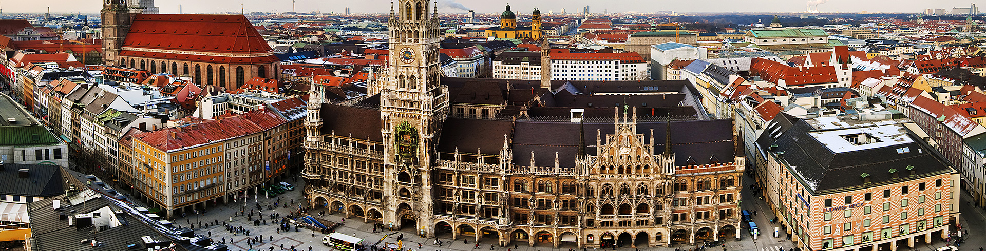 Discounted flight tickets to Munich - IFlyFirstClass