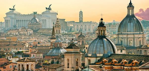 First Class Airline Tickets to Rome - IFlyFirstClass
