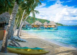 First Class Airline Tickets to Bora Bora from Sydney - IFlyFirstClass
