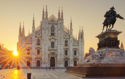 Revel in Milan's artistry with cheap last minute tickets to Milan. - IFlyFirstClass