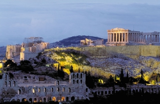 First Class Airline Tickets from Los Angeles to Athens - IFlyFirstClass