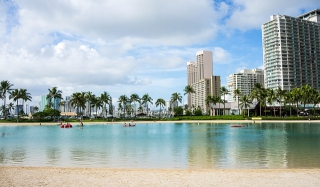 First Class Airline Tickets from Sydney to Hawaii - IFlyFirstClass