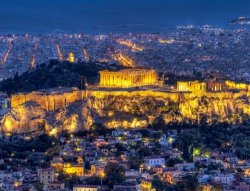 First class deals to Athens are rewarding with visits to the ancient Agora site. - IFlyFirstClass