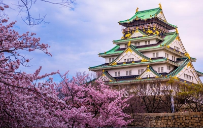 Relish the beauty, industry and atmosphere of Osaka with discounted business class flights to the city. - IFlyFirstClass