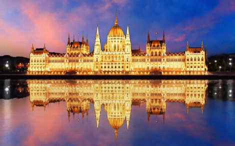 Business class flights lead to fun-filled days with cruises along the Danube to Margaret Island. - IFlyFirstClass