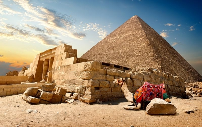Revel in all of Cairo's many treasures. - IFlyFirstClass
